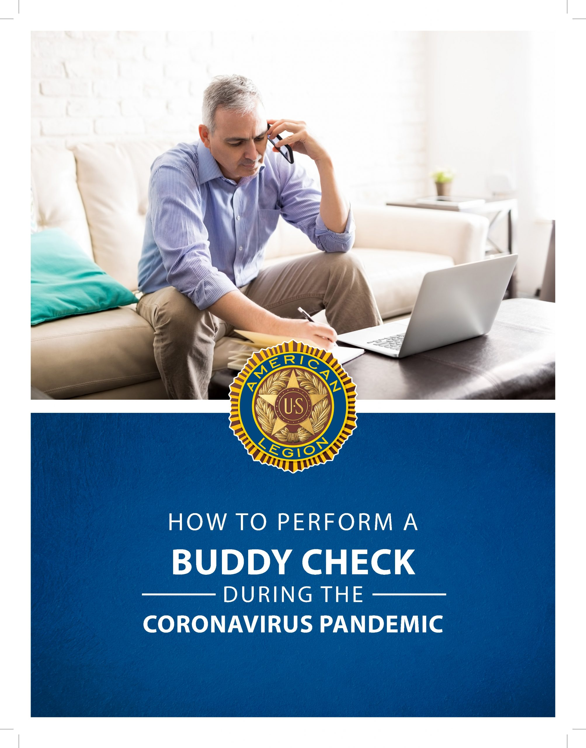 Buddy Check: Coronavirus Pandemic Assistance