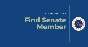 MI Senate Button